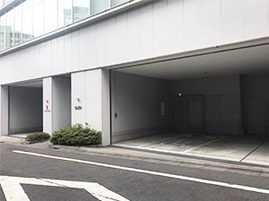 NAGANUMA bldg.2階が『Hair Salon 1214』です。